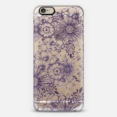 @casetify sets your Instagrams free! Get your customize Instagram phone case at casetify.com! #CustomCase Custom Phone Case | Casetify | Typography | Painting | Transparent  | Rose