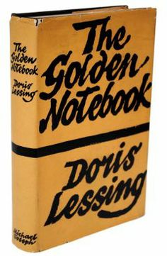 The Golden Notebook by Doris Lessing on Raptis Rare Books