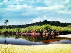 Rio Trancoso - Bahia