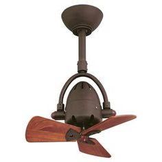 The old havana wall fan can be mounted to ceiling a cool breeze elmore ceiling fan in textured bronze aloadofball Image collections