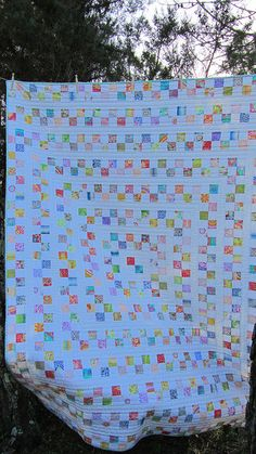 Pastel Kaffe Quilt by Mrs. Quilts a Lot, via Flickr