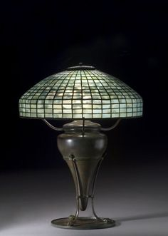 Antique Tiffany Lamps | Art Glass Lamps — A Century of Elegant Lighting | WorthPoint