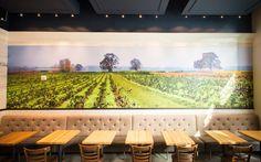 Inside Fast Casual Salad Spot Garden Bar, Open Now