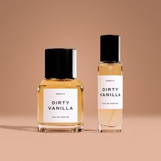 Dirty Vanilla Eau de Parfum - HERETIC | Sephora Perfume Scents, Perfume Oils, Perfume Bottles, Vanilla Perfume, Cedarwood Oil, Rare Flowers, Sephora, Cosmetics, Makeup