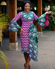 When it comes to Ankara style looks, we've got you covered….as always! In this style feature, you will see how Ankara is used as Aso-Ebi. Ankara can be rocked to…
