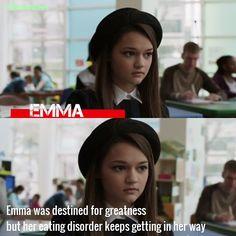 "#RedBandSociety 1x01 ""Pilot"" - Emma"