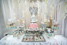 Winter Birthday Party Ideas | Photo 1 of 77 | Catch My Party