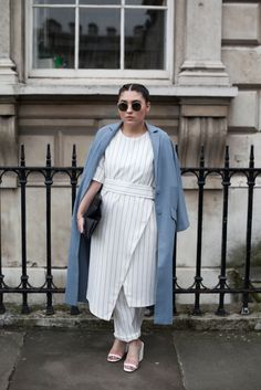 The Best Street Style From Day 1 of London Fashion Week - Fashionista