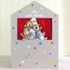 Child's puppet theatre - Star