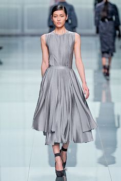 Dior Fall RTW 2012. AMAZING collection....naturally.