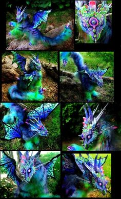 eBay Migestic Winged Dragon by *Wood-Splitter-Lee on deviantART