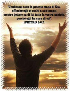 1 Pietro 5:6,7