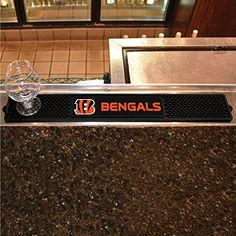 Best Kitchen Faucet   FANMATS 14755 NFL  Cincinnati Bengals Drink Mat by Fanmats ** You can get more details by clicking on the image.(It is Amazon affiliate link) #versagram