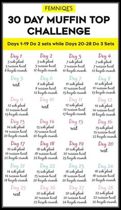 Muffin Top Exercises Fat Blasting Ideas You Will Love - Fitness and Exercises, Outdoor Sport and Winter Sport 30 Day Workout Challenge, Squat Challenge, 1 Month Workout Plan, Walking Challenge, Fitness Herausforderungen, Health And Fitness Tips, Fitness Wear, Weight Loss Workout Plan, At Home Workout Plan