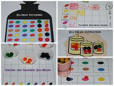 5 Jellybean Math Activities for Preschool and Kindergarten! - The Preschool Toolbox Blog