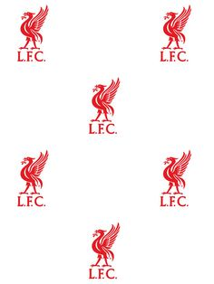 Liverpool FC Crest Wallpaper 10m Brand new design   10 metres 32 8 feet long High quality wallpaper Ideal for creating a LFC themed room