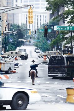 oh look-- gsu's campus... we usually ate lunch about a block down off Luckie Street...