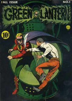 Green Lantern 1 - Fall Issue - No1 - Green - Lantern - Sword
