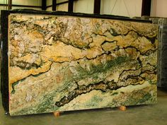 Barricato Granite Slab This is stunning Types Of Granite, Granite Tops, Granite Slab, Granite Countertops, Epoxy Countertop, Travertine, Bathroom Countertops, Backsplash, Stone Slab