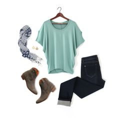 Stylist Challenge: Traveling Casual Chic
