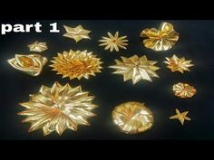 Gota flower | gota Patti flower | gotta flower | gotta Patti flower | gota work - YouTube Hand Embroidery Videos, Hand Embroidery Flowers, Flower Embroidery Designs, Creative Embroidery, Beaded Flowers, Fabric Flowers, Ribbon Flower, Zipper Flowers, Ribbon Hair