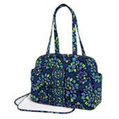 Baby Bag in Very Berry Paisley | Vera Bradley