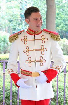 Disney Guys, Disney Love, Disney Parks, Cinderella Prince, Cinderella And Prince Charming, Prince Costume, Prince Charming Costume, Wheelchair Costumes, Beauty And Beast Birthday