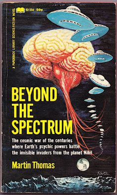 vintage sci-fi paperback book cover