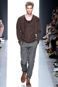 Bottega Veneta Spring/Summer 2013, of The Milan Men's Fashion Week