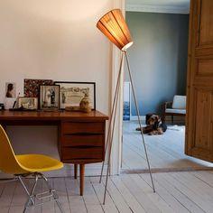 Oslo Wood gulvlampe | 3490,-