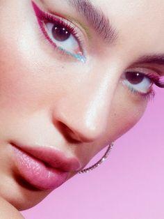 Find more information on eye makeup trends Makeup Trends, Makeup Inspo, Makeup Inspiration, Brown Matte Lipstick, Natural Lipstick, Natural Makeup, Nyx Lipstick, Simple Makeup, Natural Beauty