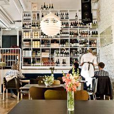 Best In-Store Restaurants: Sfäär; Tallinn, Estonia