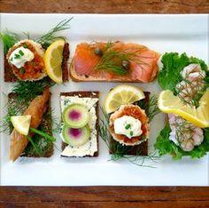 The Art Of The Danish Open-Face Sandwichhttp://www.visitcopenhagen.com/copenhagen/gastronomy/top-10-traditional-danish-lunch