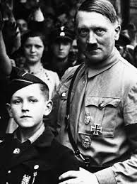 Hitler was seen to be a good man and that he was protecting the country. This made young peoples views on Hitler change as they were brought up to love the Nazis and live in a Nazi Germany.