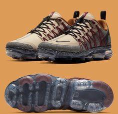 best loved 65d44 9bd86 Nike Vapormax Run Utility Wheat Gold Chaussure, Chaussures Exclusives, Nike  Air Huarache, Nike