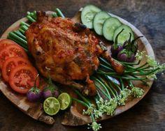 Ayam Iloni Tempat Wisata Kuliner Pedas Khas Gorontalo - Kuliner Gorontalo