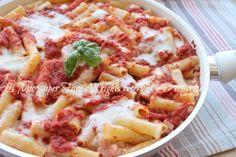 #pasta in padella simil pasta al forno