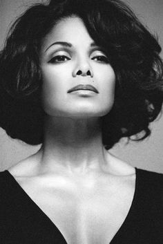 Janet Jackson - #always beautiful in a very simple and alluring kind of way