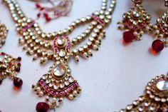 Gorgeous jewelry.