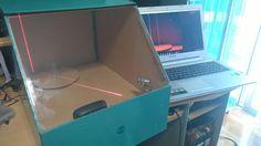 printer design printer projects printer diy Bilim-Teknoloji Bilim-Teknoloji Amateur Printer Guide - 1 >> Make Your Own Arduino Laser Sc. 3d Printer Projects, Arduino Projects, Diy Projects, Diy Electronics, Electronics Projects, Scaner 3d, Laser 3d Printer, Arduino Laser, Cnc Software
