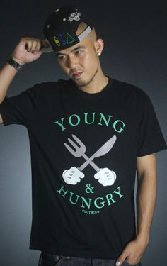 Young & Hungry   - Young & Hungry Big Logo