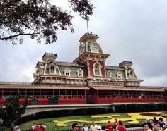 A great day for Magic Kingdom! Is it ever not a great day for Magic Kingdom?
