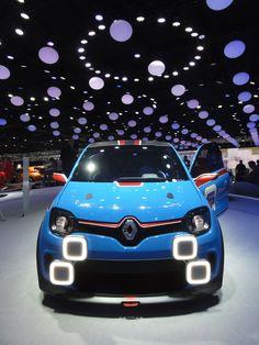Renault Twin'Run concept car exhibited at the 2013 Frankfurt Motor Show. #IAA Photo : Renault Communication - Droits réservés Renault