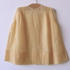 1920's cotton dress