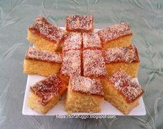 Tortafüggő Marisz: Bögrés-kókuszos süti