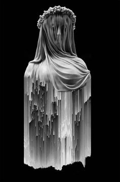 Glitch – The portraits of Giacomo Carmagnola (image)