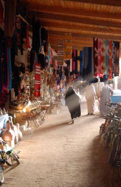Rissani, Er Rachidia, Morocco (via The Souk of Rissani, a photo from Er Rachidia, South   TrekEarth)