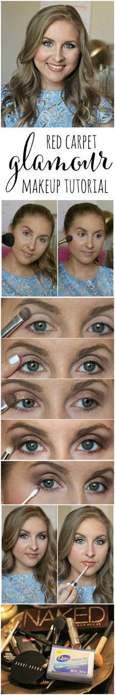 Learn how to create a red carpet-worthy makeup loop with this easy tutorial featuring @qtips! #BeautyQTips #CleverGirls #spon