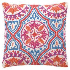Back Bay Pillow in Orange