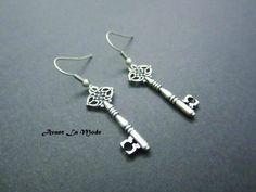 Key Earrings - RM10